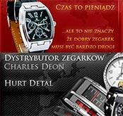 TIME, hurtownia zegarkow, zegarki, zegarek, charles delon, perfect, modne zegarki, tanie zegarki, zegarki męskie, zegarki damskie